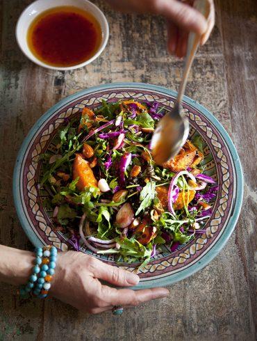 סדנאות בישול בריא. צילום: דניאל לילה