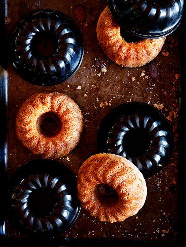 עוגת לימון וקוקוס. צילום: דניאל לילה