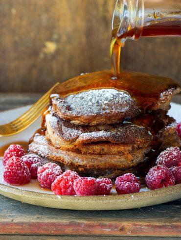 פנקייק ללא גלוטן הכי טעים בעולם. צילום: הדס ניצן