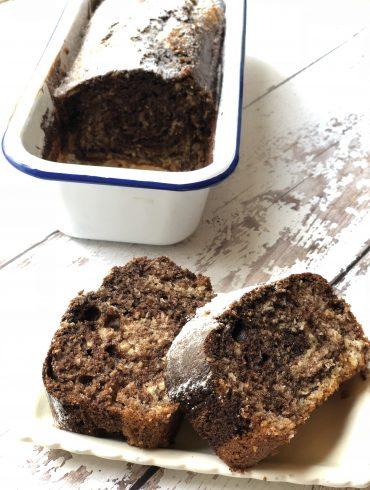 עוגת שיש קפה קוקוס. צילום: זהר לוסטיגר בשן